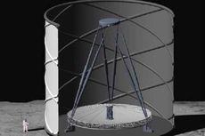 Teleskop Raksasa Bakal Dibangun NASA di Bulan, Apa Fungsinya?