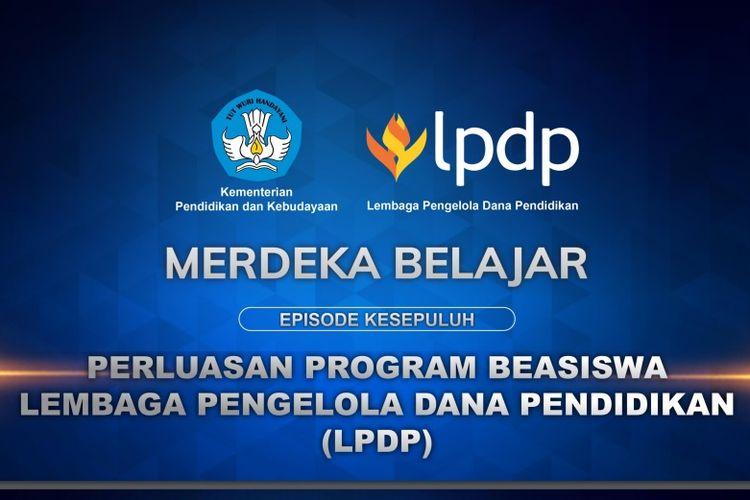 Beasiswa Kemendikbud LPDP
