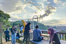 7 Kegiatan Asyik di Puncak Dabo Samarinda, Selfie dengan Sunset