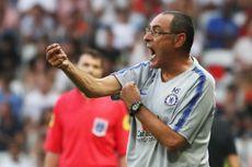 Jelang Final Liga Europa, Presiden Juventus Temui Maurizio Sarri