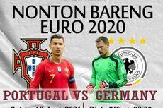 Ada Nobar Euro 2020 di Pamulang, Wali Kota Tangsel Kerahkan Anggota untuk Razia