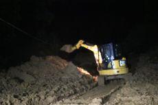 Pasca-tertutup Longsor, Lintas Selatan Cianjur Kembali Dilalui Kendaraan