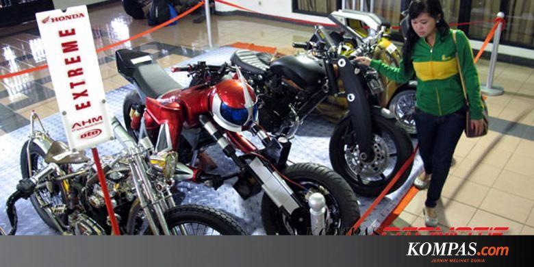 Modifikasi Sepeda Motor Honda Wajib Laik Jalan