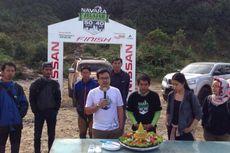 Ekspedisi 'Jelajah Tanpa Batas' Nissan Navara Resmi Berakhir