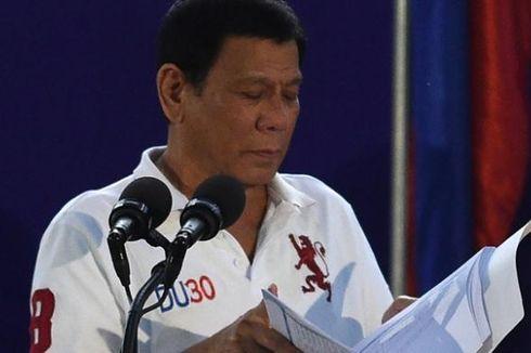 Presiden Duterte Bikin Kurs Peso Filipina Terendah dalam 7 Tahun