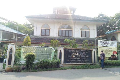 Masjid Jabalurrahmah, Tetap Berdiri Kokoh Diterjang Dahsyatnya Bencana Tanggul Situ Gintung Jebol