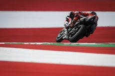 Hasil MotoGP Austria, Jorge Lorenzo Menangi Duel Versus Marc Marquez