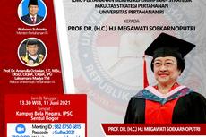 Puan, Prabowo, hingga Mantan Menteri Akan Hadiri Pengukuhan Megawati sebagai Profesor Kehormatan
