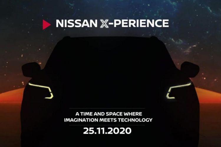 Siluet Nissan Terra terbaru.