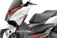 Begini Tampang Honda Forza 150 Hasil Rendering