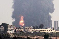 Dibombardir Israel, Pembangkit Listrik Gaza Hancur