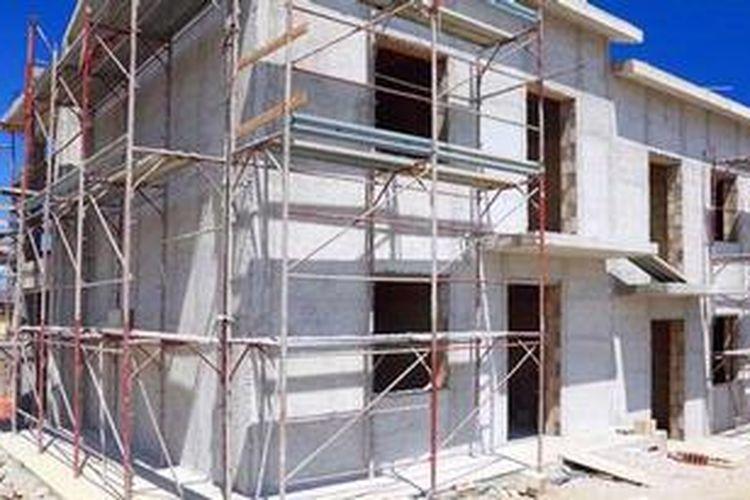 Ilustrasi: Rumah menengah menunjukkan akselerasi harga paling tinggi di Manado dan Surabaya.