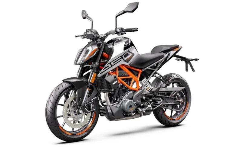 KTM Duke 250 2020