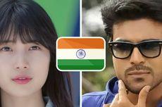 Suzy Dikabarkan Bakal Main di Film India Bersama Ram Charan