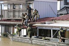 Korban Tewas Topan Hagibis Capai 35 Orang, Tim Penyelamat Jepang Terus Lakukan Pencarian