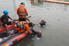 Pemuda Tenggelam di Kanal Banjir Barat Belum Ditemukan, Tim Penyelam Terkendala Sampah dan Lumpur