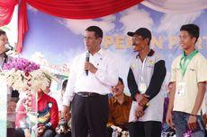 Dalam PPRN di Kalsel, Mentan Tekankan Pentingnya Inovasi Lahan Rawa