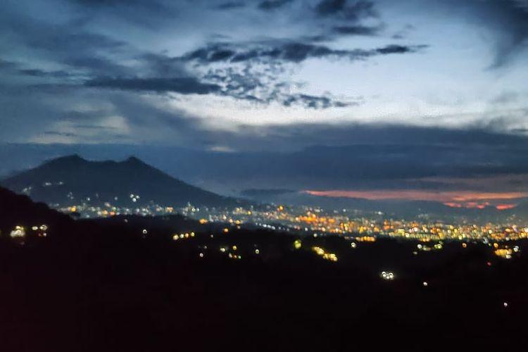View dari Gunung Ciung Sentul