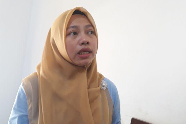 Anggota Dewan Pembina Perkumpulan untuk Pemilu dan Demokrasi (Perludem) Titi Anggraini.