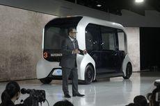 Moda Transportasi Mini dari Toyota untuk Masa Depan