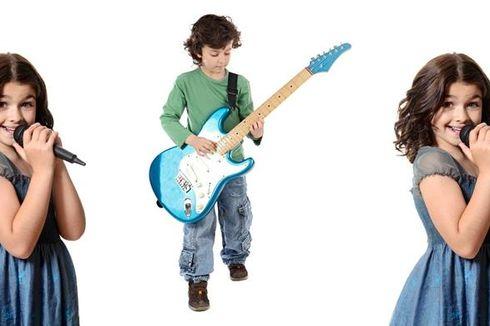 5 Ciri Anak dengan 'Kecerdasan Musikal'