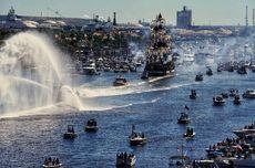 Dirayakan Lebih dari 100 Tahun, Parade Bajak Laut di AS Batal karena Covid-19