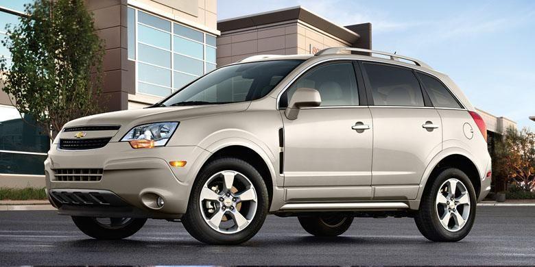 Pemasaran dihentkan karena GM mau meluncurkan Trax mulai 2015.