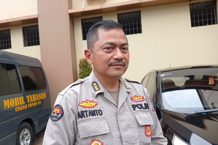 Kabid Humas Polda NTB, Kombes Pol Artanto