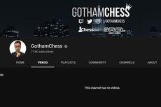 GothamChess Sembunyikan Video YouTube-nya dari Warganet Indonesia