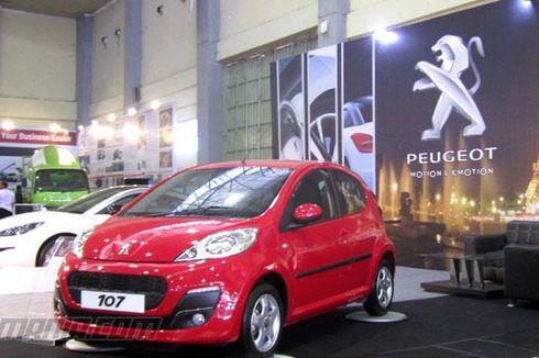 Peugeot Siapkan Mobil Rakitan Lokal
