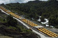 PLTA Rp 500 Miliar di Lau Gunung Resmi Beroperasi