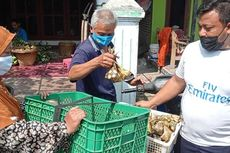 Mudik Dilarang, Omzet Penjual Ketupat di Madiun Turun 50 Persen