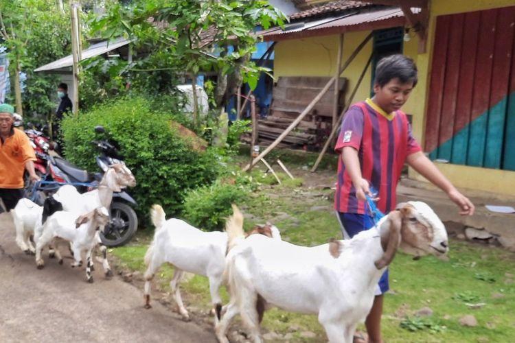 Tanah Bergerak di Purbalingga, 36 Rumah Rusak, 165 KK Mengungsi