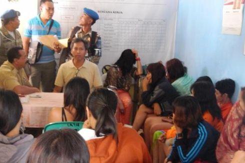 Jelang Kedatangan Presiden, 16 Pekerja Seks Diangkut dari Pantai Kuta