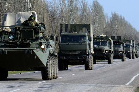 Rusia Tarik Resolusi Pengiriman Pasukan ke Ukraina
