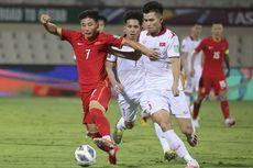 Kualifikasi Piala Dunia 2022: Vietnam Ditekuk China, Park Hang-seo Akui Salah Taktik