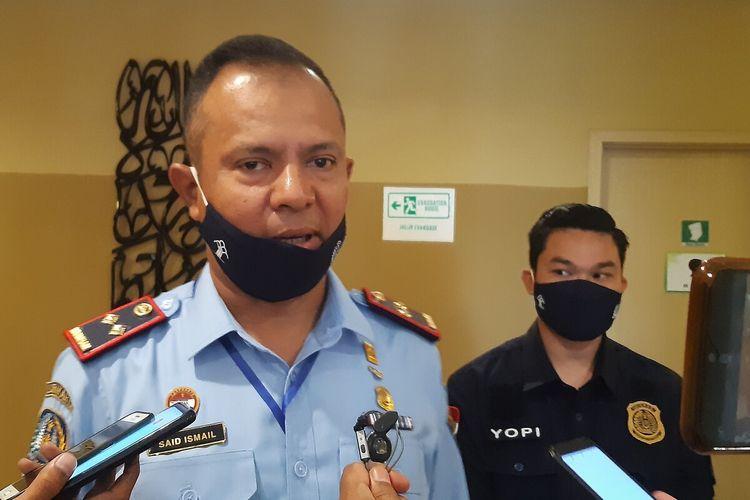Kepala Kantor Imigrasi Kelas I TPI Solo, Said Ismail di Solo, Jawa Tengah, Kamis (23/7/2020).