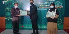 Dompet Dhuafa Singgalang Jadi Juara 1 ZISWAF FESyar 2021 Tingkat Sumbar dan Sumatera