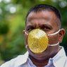 [VIDEO] Tajir Melintir, Pria di India Ini Pakai Masker Emas untuk Tangkal Virus Corona