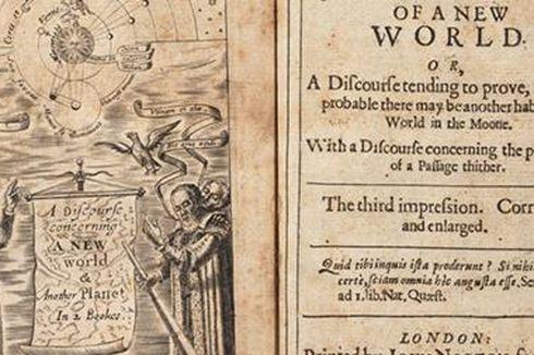 Proposal Pertama Perjalanan Ruang Angkasa Ternyata Dibuat Tahun 1600-an, Siapa Penulisnya?