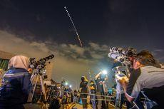 Foto Gerhana Bulan Astronom Indonesia Menangi Kontes Astrofotografi Internasional