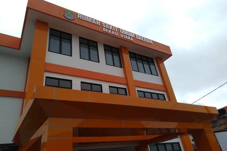 RSUD Kelas D Teluk Pucung Kota Bekasi, Rabu (3/2/2021)
