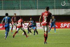 Hasil Bali United Vs Persiraja - Menang, Serdadu Tridatu Rebut Puncak Klasemen