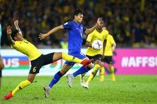 Unggul Gol Tandang, Malaysia Lolos ke Final Piala AFF 2018