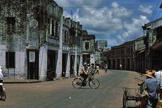 Beginilah Penampakan Salah Satu Kota Terpenting Dunia Tiga Dekade Lalu!