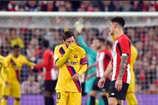 Athletic Bilbao Vs Barcelona, Lionel Messi dkk Juga Tersingkir dari Copa del Rey