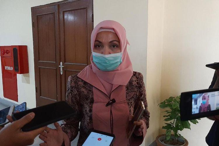 Kepala Dinas Kesehatan dr Ati Pramudji Hastuti menyebutkan ada 10 Kepala OPD terpapar Covid-19