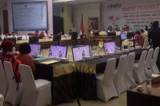 Data Pemilih Tak Sesuai, Pengesahan Rekapitulasi Sulawesi Tenggara Ditunda