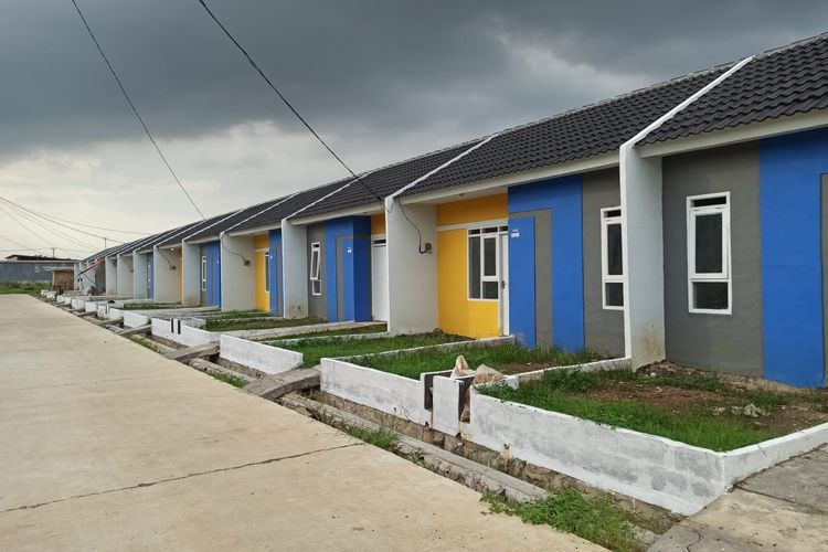 Rumah Subsidi Puri Harmoni