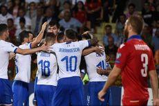 Hasil Kualifikasi Euro 2020, Italia dan Spanyol Sempurna